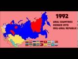 Alternate dissolution of USSR