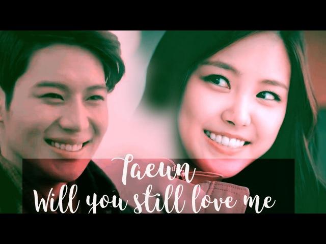《 TAEUN Will you still love me story 》Taemin Naeun fmv смотреть онлайн без регистрации