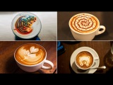 Amazing Latte Art Compilation 2017 - People With Amazing Talent - Oddly Satisfying Video