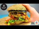 Black Star Burger СВОИМИ РУКАМИ | Как сделать Бургер от Тимати дома | Вызов принят