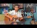 Hailee Steinfeld - Starving ft. Zedd - Cover (Fingerstyle Guitar)