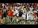 Miami vs. Florida State: Inside the Hurricanes' Celebration