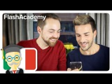 LEARN ITALIAN ● The FlashAcademy Challenge