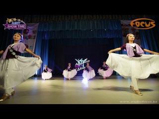 Ансамбль Уйгурского танца Долан - Назирком | Showtime 2016 Осень | Dance studio FOCUS