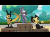 Cup Head Bendy Boris Bendy And The Ink Machine Fight Cup Head Bumper Car Animation Compilation