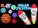 Solar System Song | Planets Song for Children