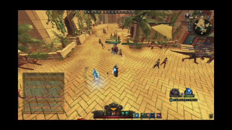 Neverwinter PC - Dungeons and Invokes Unforgiven GWF