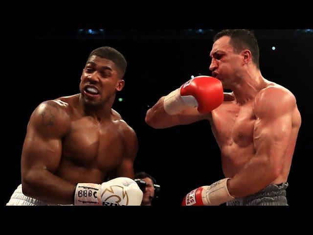 Anthony Joshua vs Wladimir Klitschko - Ultimate Highlights(Clash Of The Titans)