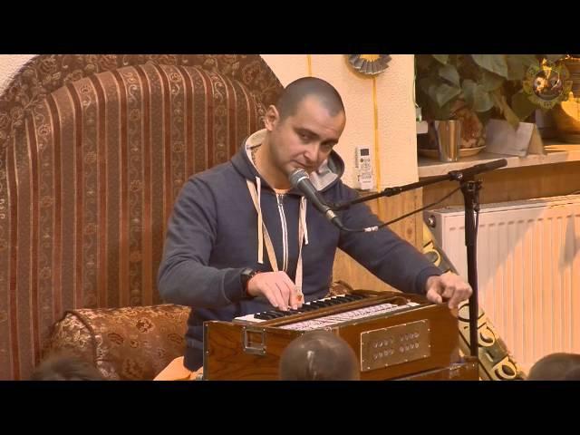 Е.М. Тхакур Харидас Прабху, ШБ 4.13.11, 29.12.2015