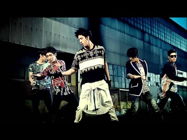 MBLAQ _ Mona Lisa 모나리자 MV (Street Dance Ver.) FIRST SPECIAL DVD