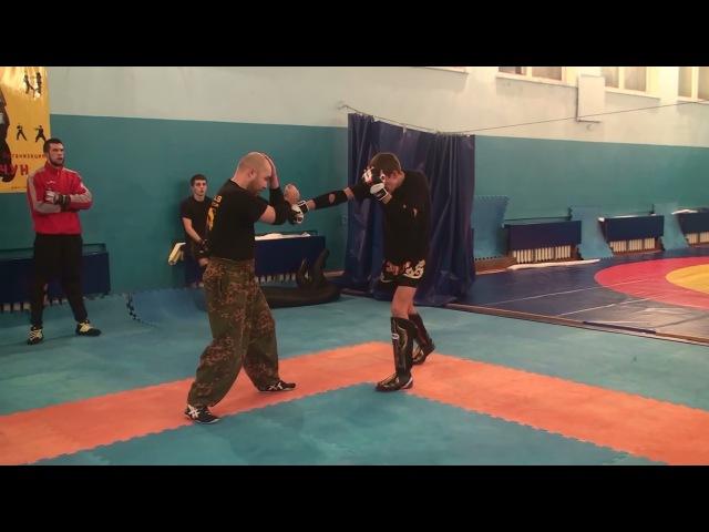 Применение явары в С.П.А.С. часть 1 (S.P.A.S. self-defense)