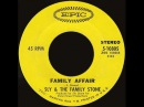 Sly The Family Stone ~ Family Affair 1971 Disco Purrfection Version