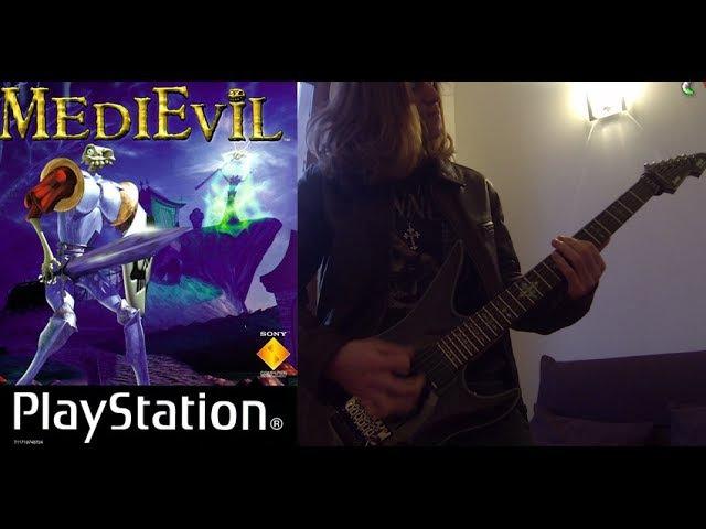 MediEvil Metal Medley - FamilyJules7x Challenge Entry
