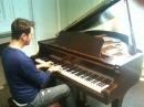 Christopher Birks - 1st Baroque Improvisation on Piano