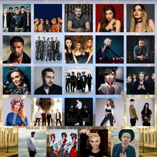 Украинское государство на«Евровидение-2017» могут представить «Пающие трусы»