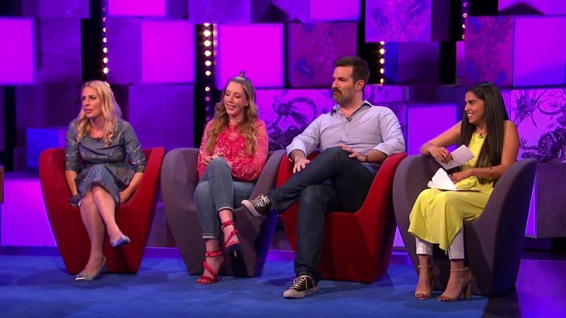 Frankie Boyle's New World Order 1x02 - Mona Chalabi, Rob Delaney, Sara Pascoe, Katherine Ryan