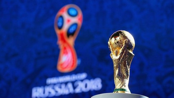 Красноярцы смогут сфотографироваться с кубком чемпионата мира по футбо