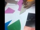 Видеоотчет с 1-го занятия с детьми Центра эстетического воспитания Ая-Ганга