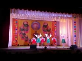 III место _) III Городской фестиваль конкурс Русской народной песни и танца ( Дж