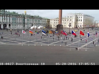 ГТА на Дворцовой площади