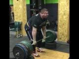 Влад Алхазов. 430 кг