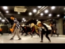 Kovaleva Kate, Jinwoo class, 1million dance
