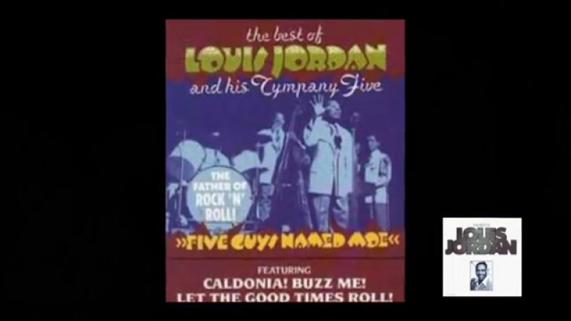 Louis Jordan - Is You Is Or Is You Aint (My Baby)
