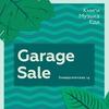 Книжный Garage Sale|Циферблат на Университетской