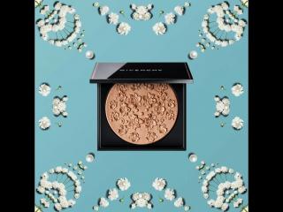 GIVENCHY Компактная пудра для лица для длительного сияния Healthy Glow Powder Les Saisons Floral Edition Saisons 17