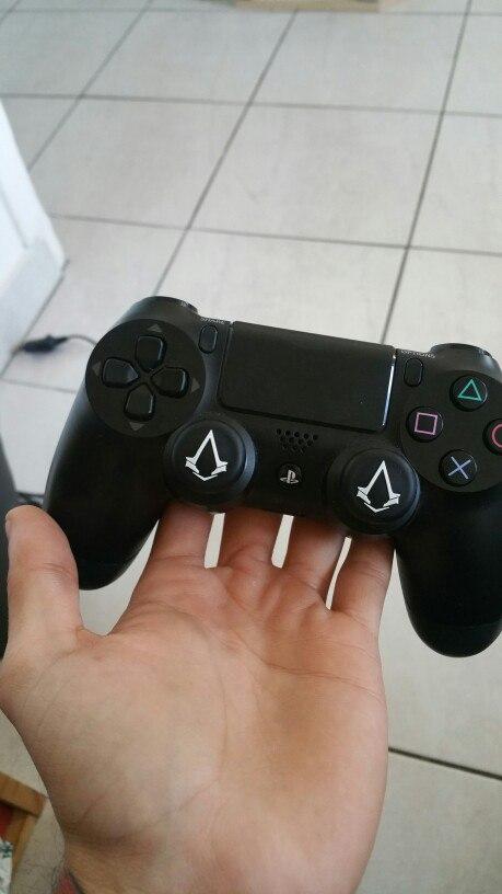 Силиконовая накладка для контролера в стиле Assassins Creed