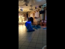 танец от восточной красавицей