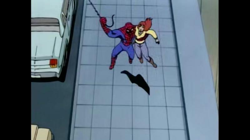 Человек-Паук / Spider-Man: 2.3 The Animated Series Гидромен / Hydro-Man