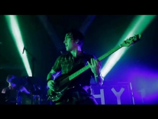 Enter Shikari - OK Time For Plan B (Live at Electric Ballroom. London. 2011)