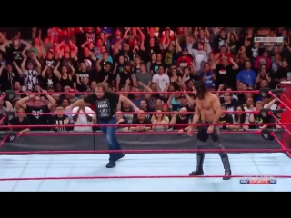 WWE Shield Returns - Monday Night Raw 14 August 2017