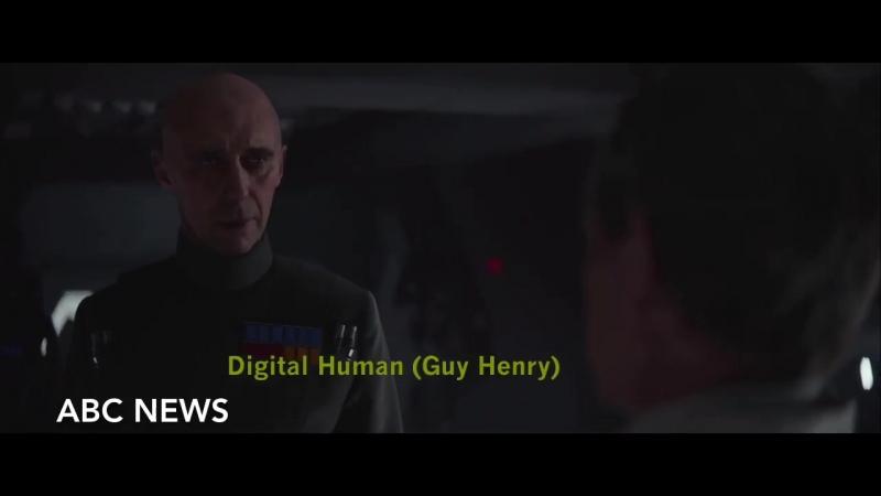 Guy Henry become Grand Moff Tarkin