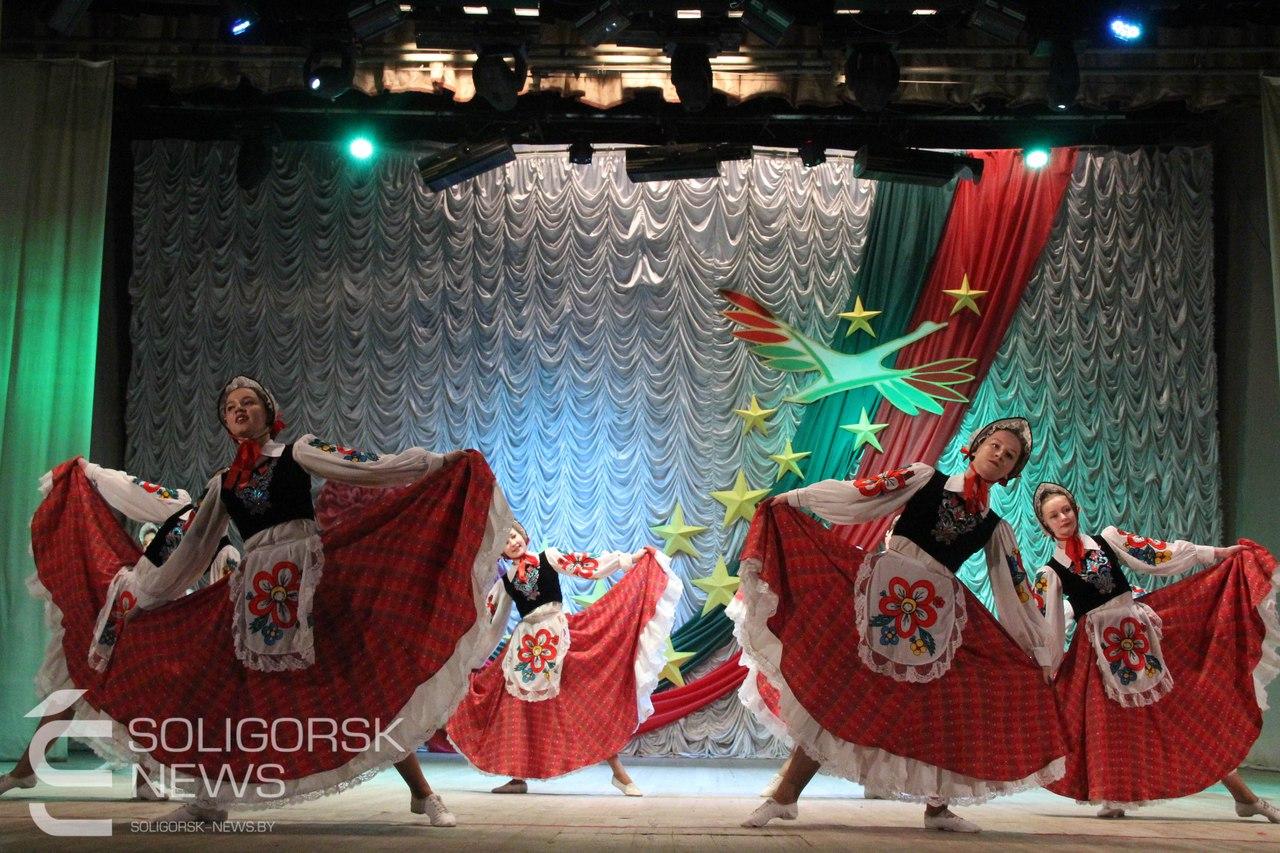 Сценарий на отчетный концерт танцевального коллектива