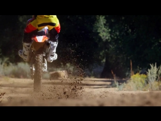 This girl is the boss of motocross.