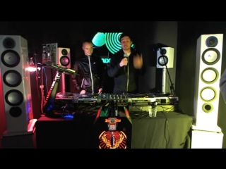 Friction, Rockwell, SpectraSoul & The Prototypes in The Lab