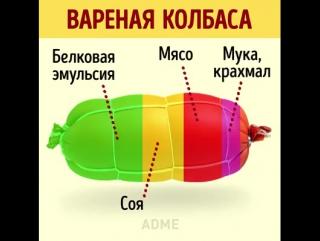 Из чего на самом деле состоит наша еда!