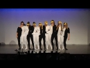 IGGS - YR 12 Black and White tights dance - 2013