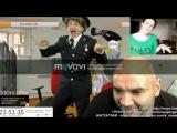 Мопс генерал полиции Чепуха танцует