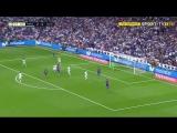 Реал 2:3 Барселона. Гол Месси
