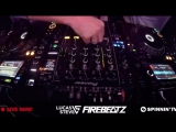 Lucas & Steve and Firebeatz @ LIVE Spinnin' Records