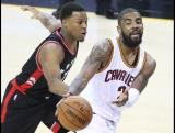Kyrie Irving Offense Highlights VS Raptors 2017 Playoffs.