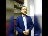 Муфтий Москвы Ильдар хазрат Аляутдинов и представители фонда