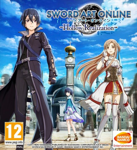 Sword Art Online: Hollow Realization Deluxe Edition (BANDAI NAMCO Entertainment) (ENG/MULTI9) [L]