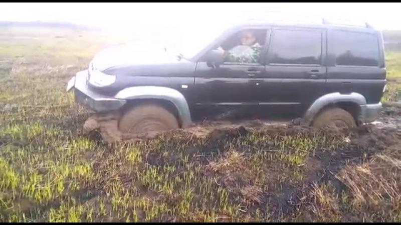 танки грязи не боятся.