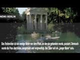 Deutsche in Rom vergewaltigt - nach der Tat nackt an einen Pfahl gefesselt
