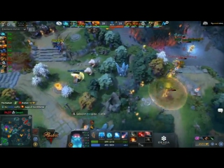 SumaiL ворует Aegis у Team NP