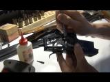 Ружьё Иж-27м калибр проверка боя бойков, замена бойка и мушки ружья ИЖ 27М